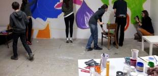 Art Akademie - Nástěnná malba