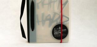 Přijďte na workshop Art akademie - recyklované diáře